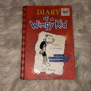 Other - Dairy of a wimpy kid book